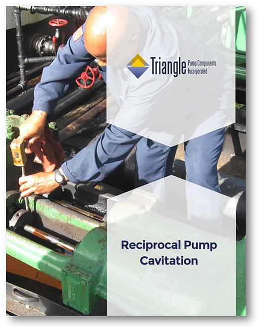 Reciprocal Pump Cavitation eBook