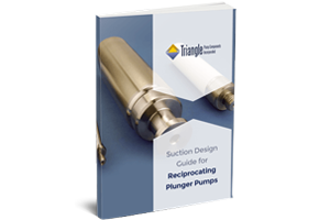 Suction Design Guide for Reciprocating Plunger Pumps