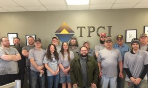 Triangle Pump Components Team