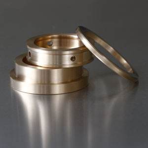 Brass Stuffing Box Components