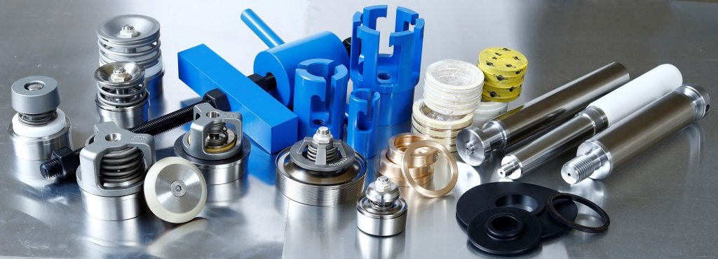Triangle Pump Components Inc. products